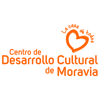 logo centre for culturald development moravia