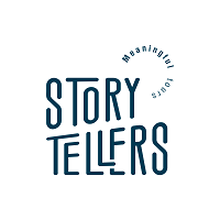 storytellers project logo